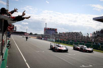 Fourth Successive LeMans Win for Toyota Gazoo Racing 2