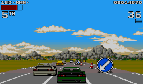 Remembering The Classic 'Lotus Esprit Turbo Challenge' Game 2