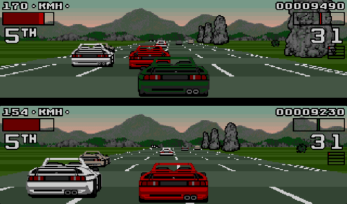 Remembering The Classic 'Lotus Esprit Turbo Challenge' Game 3