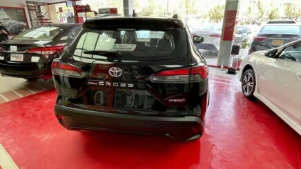 1 Year of Toyota Corolla Cross 2