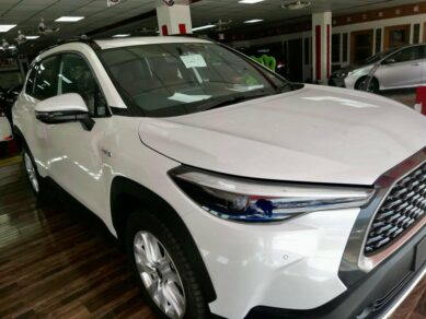 Toyota Corolla Cross Reaching Dealerships 6