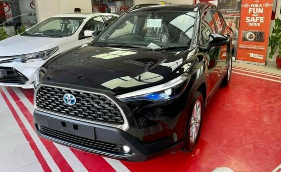 Toyota Corolla Cross Continues to Dominate in Thailand 13