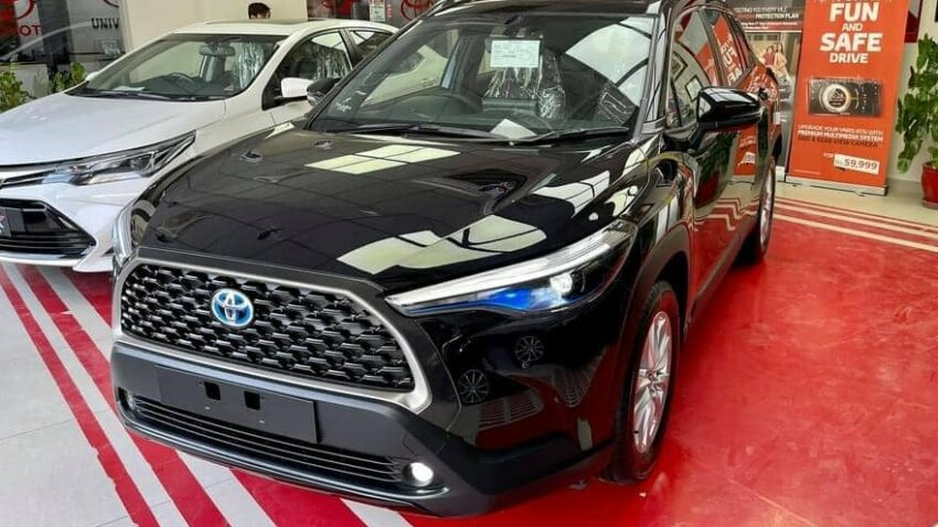 Toyota IMC Enjoys Massive 152% Increase in Profits in FY20-21 2