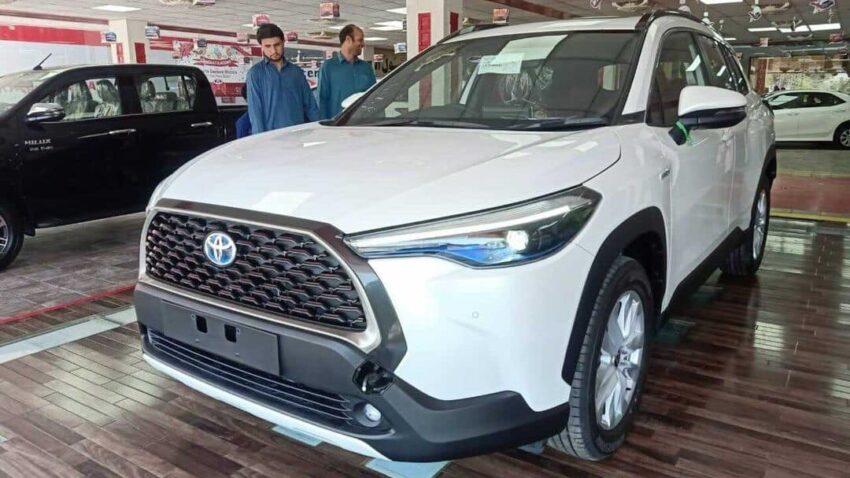 JDM Toyota Corolla Cross Revealed 5