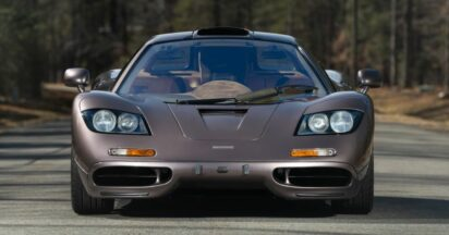 1995 McLaren F1 Auctioned for Record $20.465 Million 1