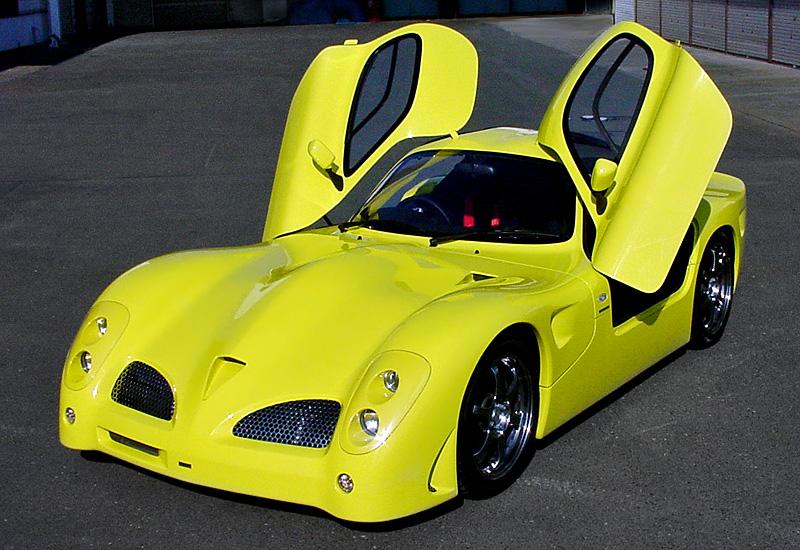 2002 suzuki hayabusa sport prototype