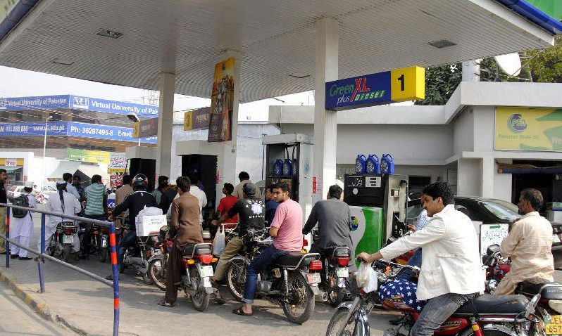 Government Decides Not To Increase Petrol Prices In June 5