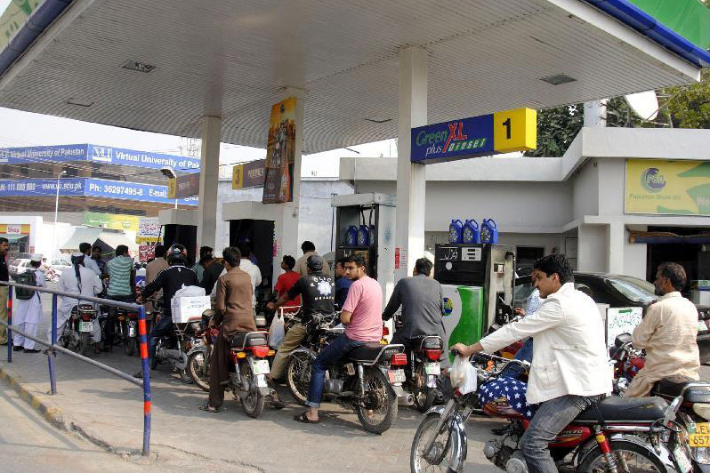 Government Decides Not To Increase Petrol Prices In June 7