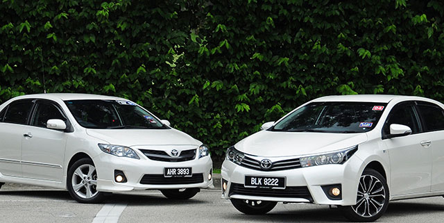 Toyota Corolla Facelift Can Be The Biggest Threat To New Honda Civic 4