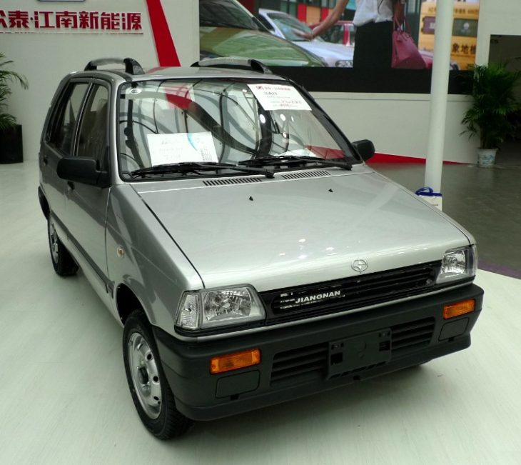 Meet the Chinese Mehran- Brand New For Just 2.5 lacs in China 1