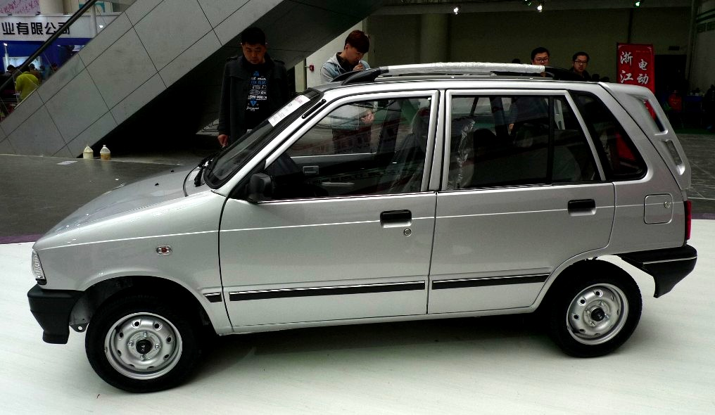 Meet the Chinese Mehran Brand New For Just 2 5 lacs in