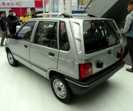 Meet the Chinese Mehran- Brand New For Just 2.5 lacs in China 3