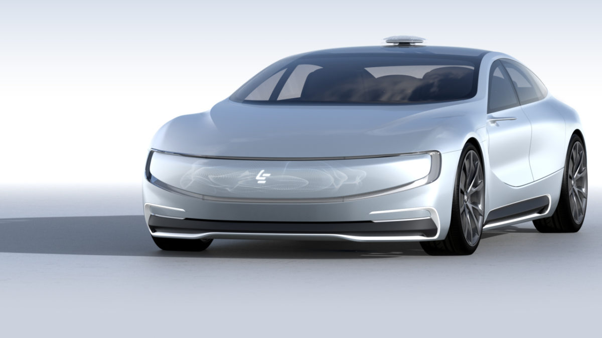 LeSee From China- The Tesla Rival In The Making 2