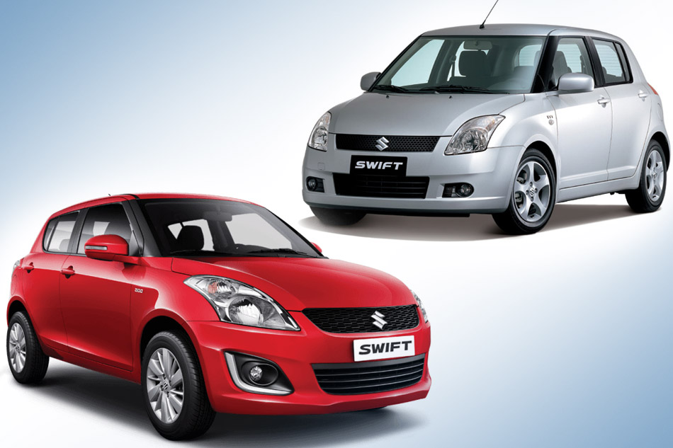 Pak Suzuki Swift Versus The One Across The Border 3