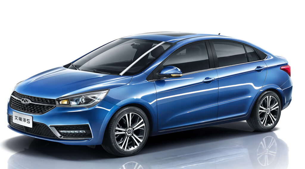 Chery Arrizo5 Becomes A Massive Hit In China 4
