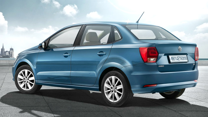 volkswagen ameo launch 2