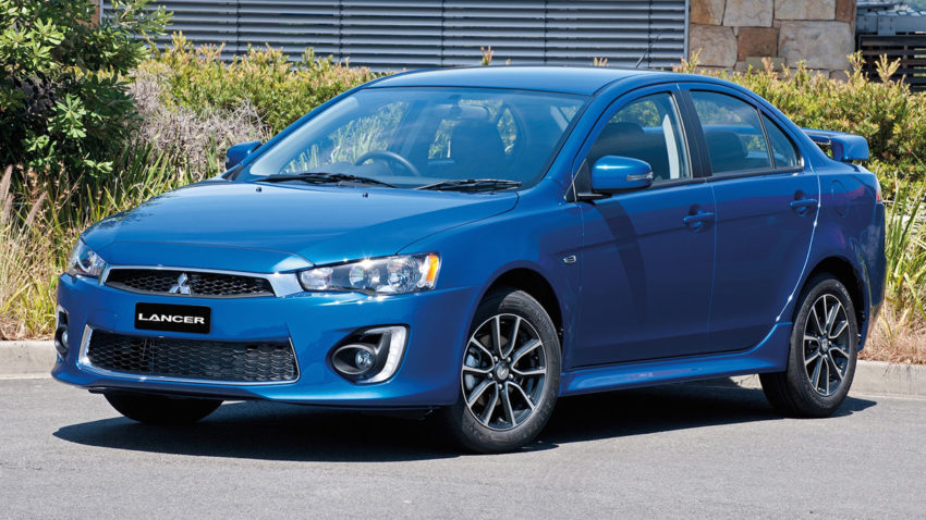 Mitsubishi to End Lancer Production in August 7