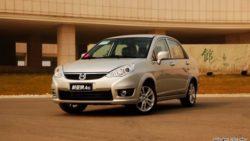 Suzuki Liana Is Still Alive In China.. 1