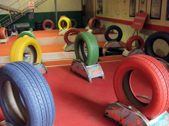 Colored Car Tires From China 7