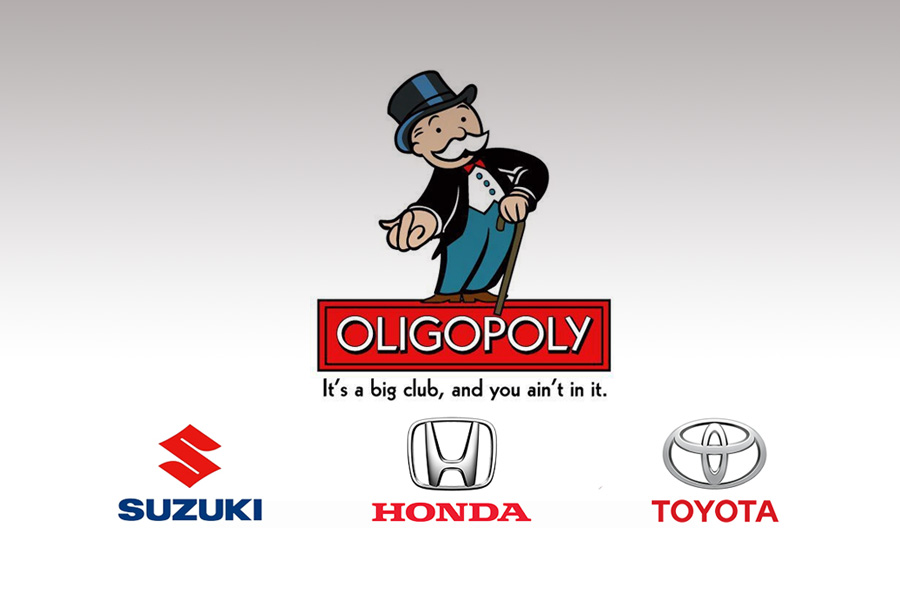 The Oligopoly Redefined.. 6