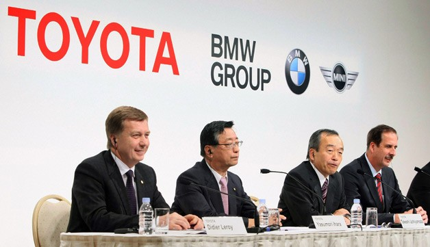 BMW & Toyota Working On New Sports Cars 7
