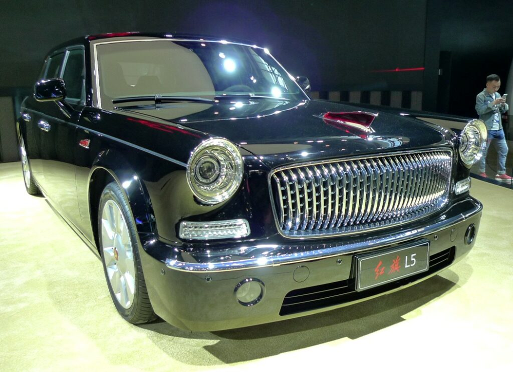 The Hongqi L5- China's Most Expensive Car 10