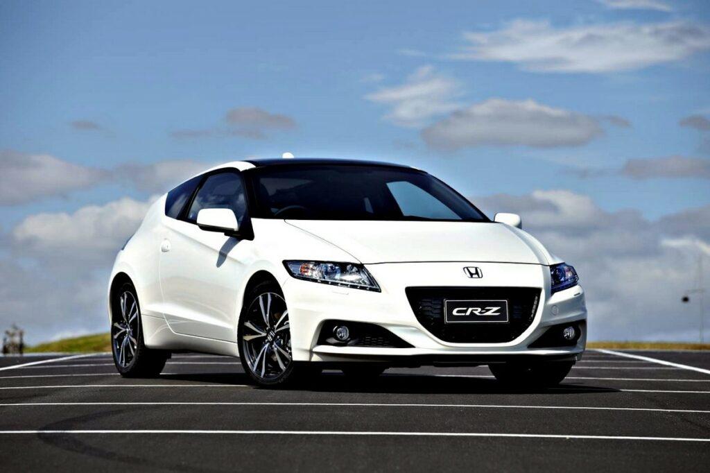 Honda To Kill CR-Z Hybrid 10