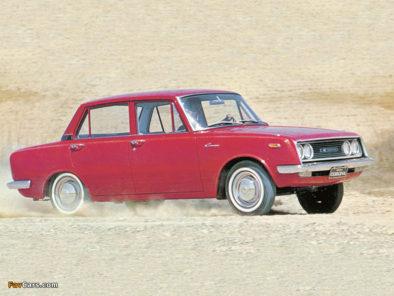 Toyota Corona RT40- A Forgotten Glory 7