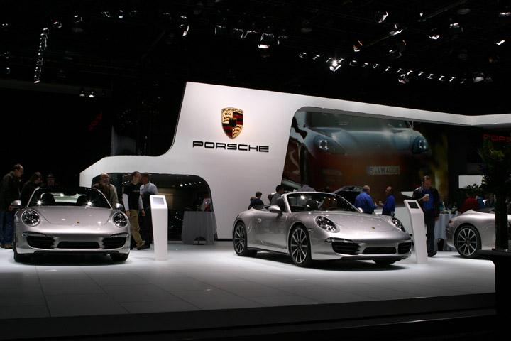 Porsche To Skip 2017 Detroit Auto Show 7