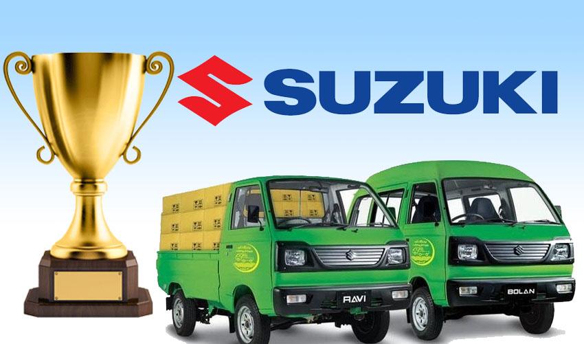 Pak Suzuki Gets The Highest Award From Suzuki Japan 9