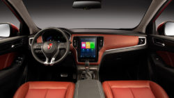 Alibaba Unveils World's First Mass-Produced Smart Car 4