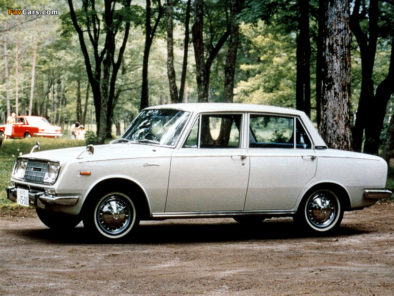 Toyota Corona RT40- A Forgotten Glory 5