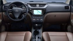 FAW Sirius S80 Gets A Facelift In China 6