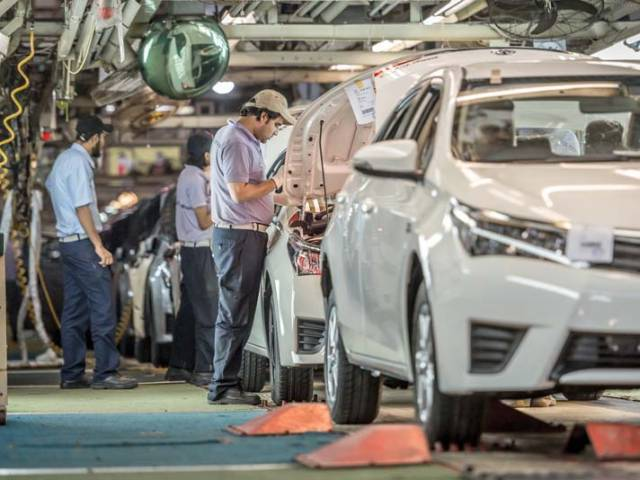 Ministry Of Industries To Break Monopoly Of Car Assemblers 6