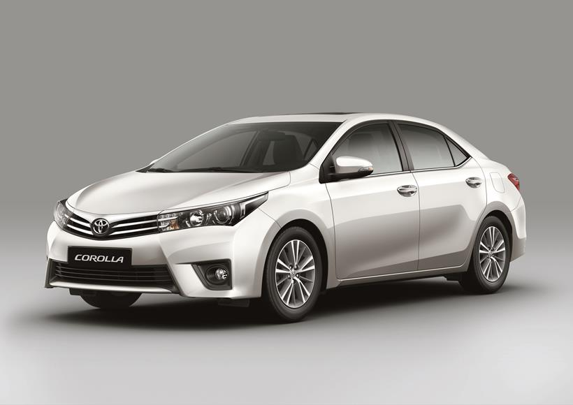 Toyota Corolla – World's Best-Selling Car In 1H 2016 4