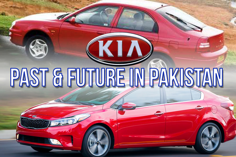 KIA In Pakistan: Past And The Future.. 8