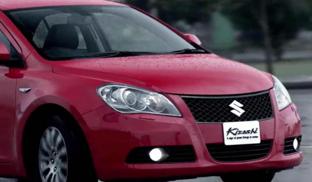 Pak Suzuki and the Unfortunate Kizashi 6