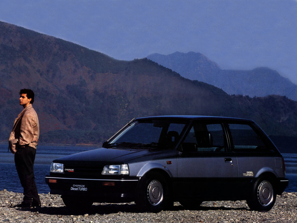 Daihatsu Charade The Most Successful Hatchback Of Its Era