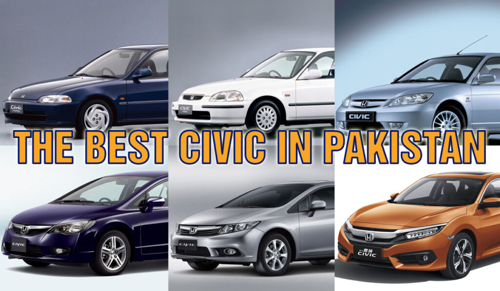 The Best Civic In Pakistan.. 4