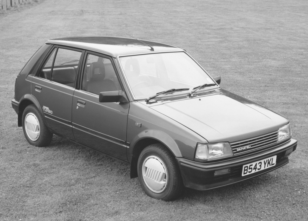 Daihatsu Charade- The Most Successful Hatchback Of Its Era ...