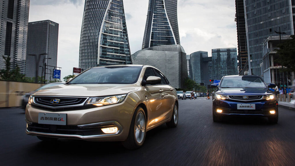 geely emgrand gl 6