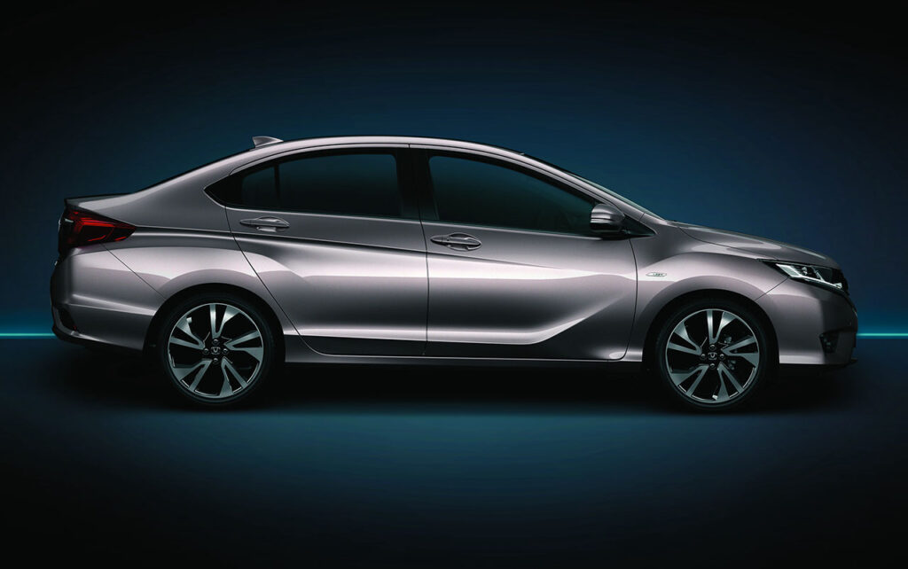 2017 Honda City Facelift To Launch Soon In International Markets 1