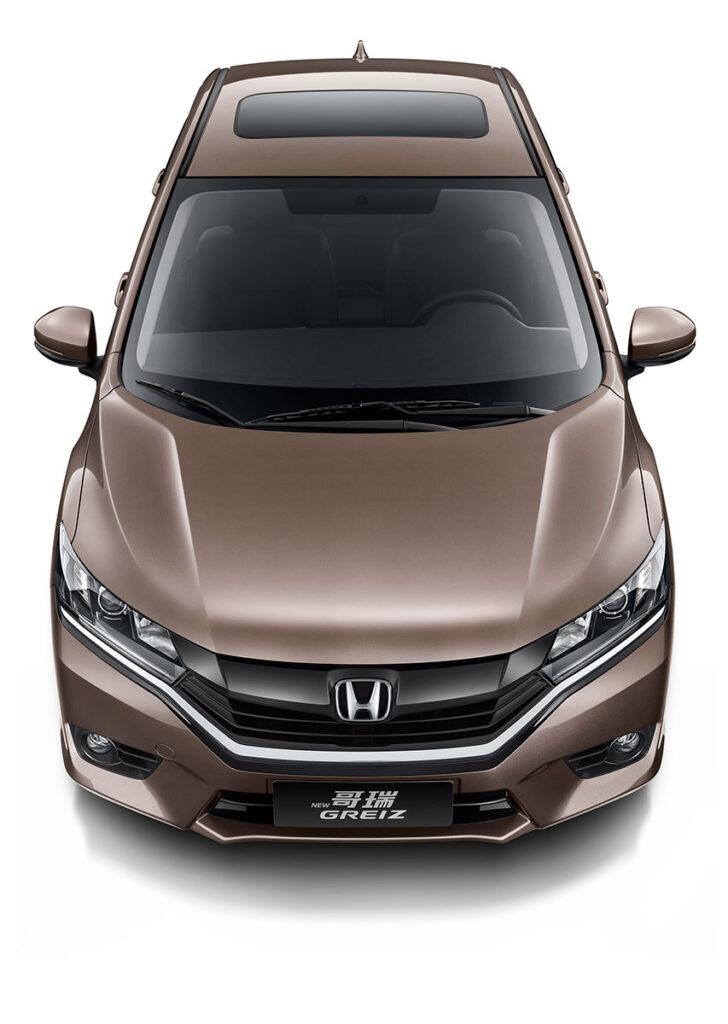 2017 Honda City Facelift To Launch Soon In International Markets - CarSpiritPK