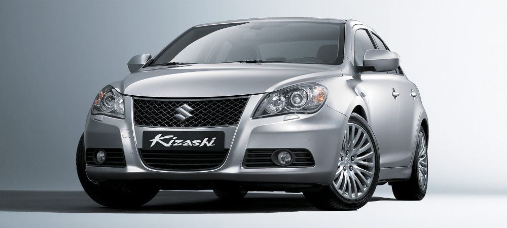 Pak Suzuki and the Unfortunate Kizashi 1