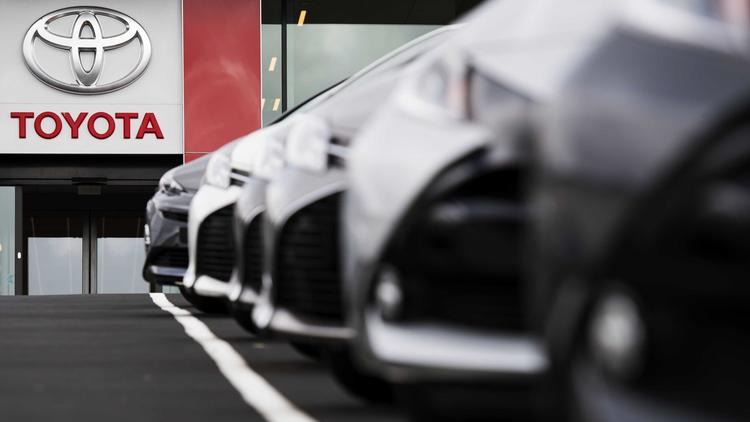 Toyota is recalling 337,000 vehicles for third time 4