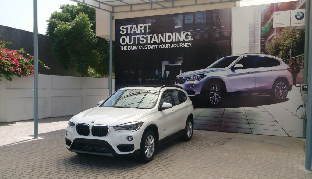 BMW X1 Launched In Pakistan Starting From 3.99 Million 10