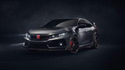 All-New Honda Civic Type R Concept Revealed Ahead of 2016 Paris Motor Show 2