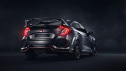 All-New Honda Civic Type R Concept Revealed Ahead of 2016 Paris Motor Show 4