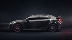 All-New Honda Civic Type R Concept Revealed Ahead of 2016 Paris Motor Show 3