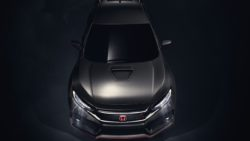 All-New Honda Civic Type R Concept Revealed Ahead of 2016 Paris Motor Show 5